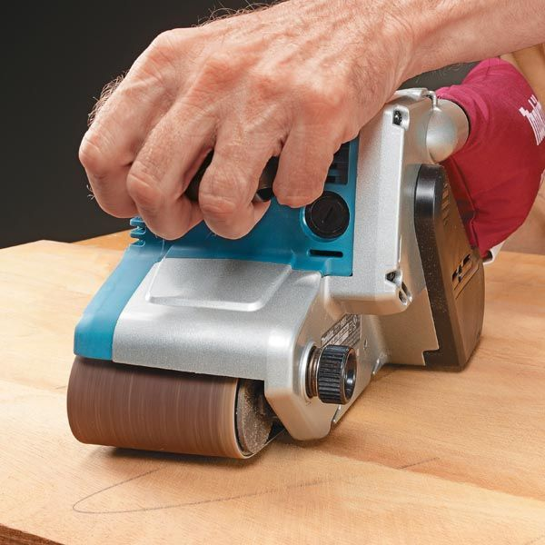 Belt Sander Jig Woodworking Projects Amp Plans