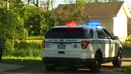 """4/25/17 A man in Dayton, Ohio, was fatally mauled by a dog who broke free from its chain in the early morning hours on Tuesday. According to NBC4i News, the middle-aged man, who is described as an """"innocent victim"""" in this tragic incident, was walking in an alley around 4:40 a.m. when the dog broke free …NEVER CHAIN DOGS!!"""