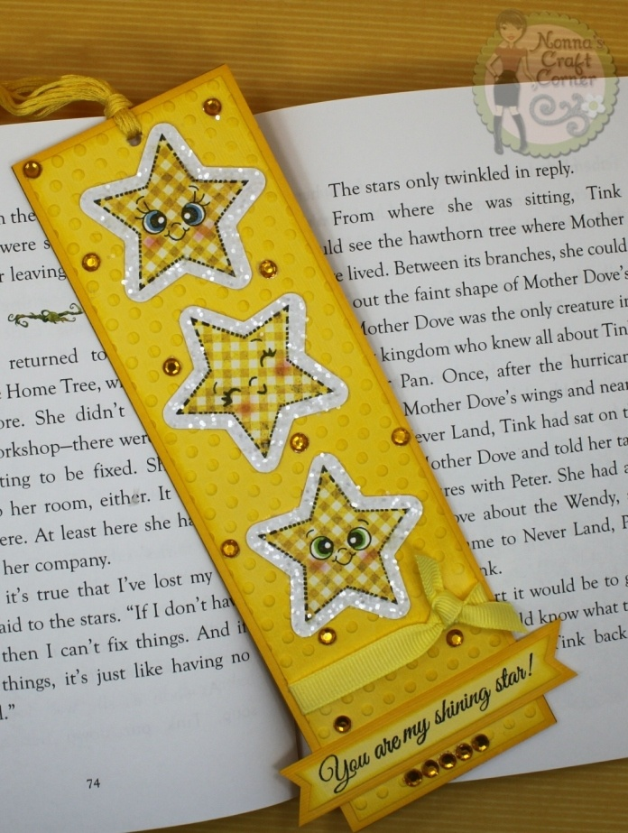 Nonna's Craft Corner: You are my shining star!