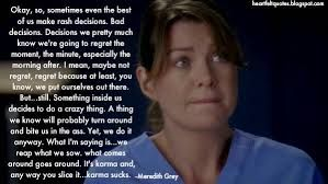 Image result for grey's anatomy you can't prepare for a sudden impact you can't brace yourself suddenly the life you knew before is over