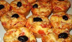 Découvrez la recette Thermomix de Muffins salés façon pizza, et donnez votre avis ou commentez pour l'améliorer !