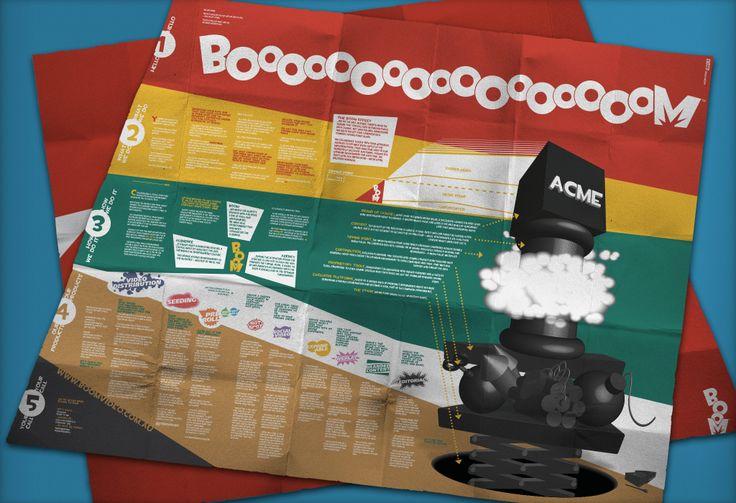 Boom leave behind poster