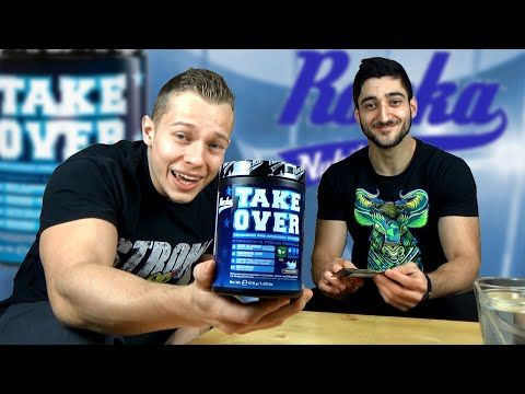 Rocka Nutrition TAKEOVER im Test - Pre-Workout Booster Review - http://www.sportsnutritionshack.com/pre-workout/rocka-nutrition-takeover-im-test-pre-workout-booster-review/