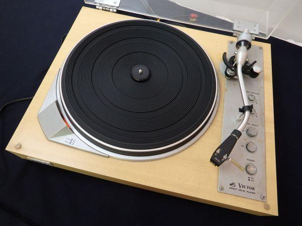 078 Victor レコード プレーヤー JL-B31_画像2
