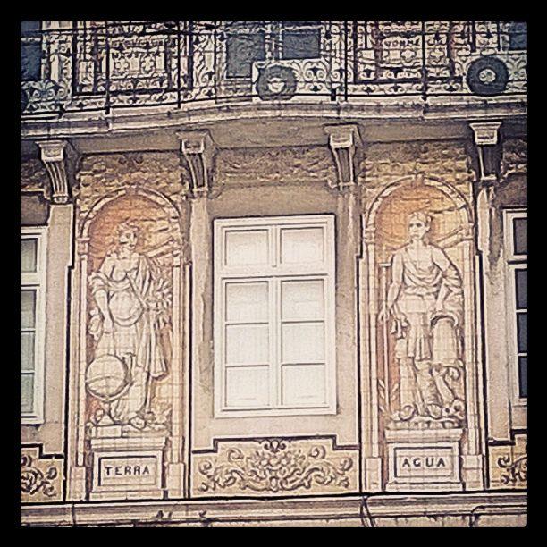Azulejos de Lisboa.. Rua da Trindade