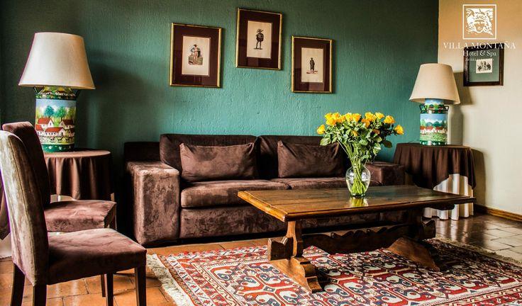 Cada una de las habitaciones guarda su propia magia, tan únicas como tú.  #HotelVillaMontaña #DescubreVillaMontaña