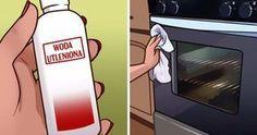 Każdy z nas ma w swoim domu butelkę wody utlenionej. Służy nam głównie do przemywania ran i nawetnie zdajemy sobie sprawy, na jak wiele sposobów możemy ją wykorzystać! Oto 12tych najbardziej przydatnych, które powinniście znać: 1. Mycie
