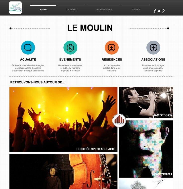 Le Moulin de #Louviers sur le web et IRL (Cliquez sur l'image)