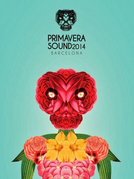 Primavera Sound 2014 Barcelona