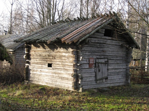 The Taivalko sauna style is similiar to the northern Finnish saunas.