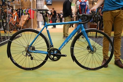 Kinesis 2016: Racelight 4S Disc launched at the Cycle Show | road.cc