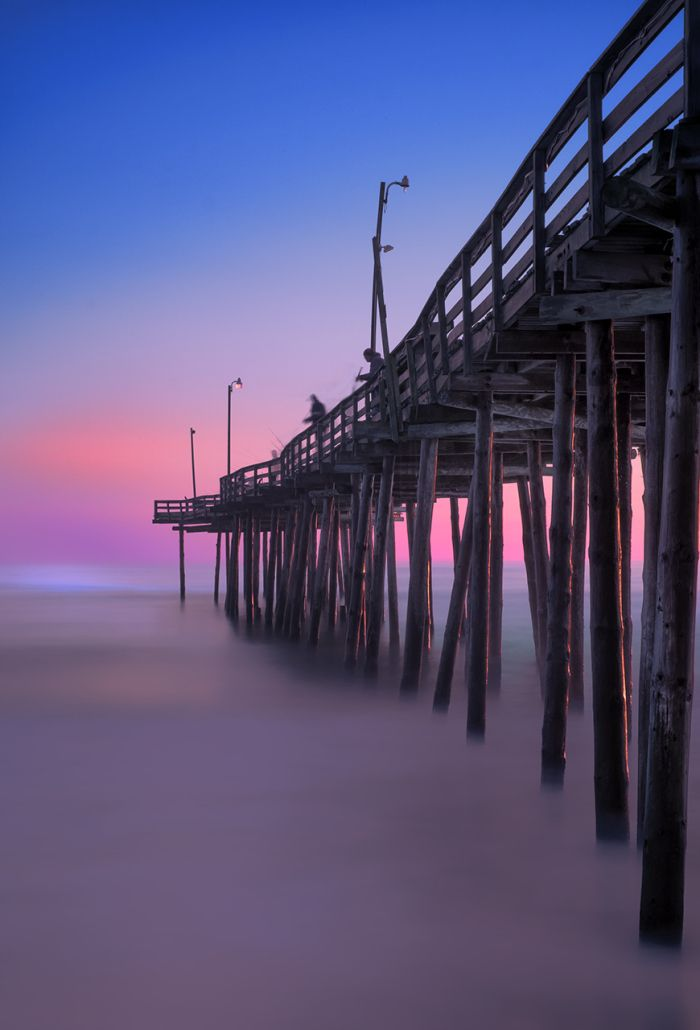 17 best images about sunsets at sea on pinterest san for Fishing outer banks nc