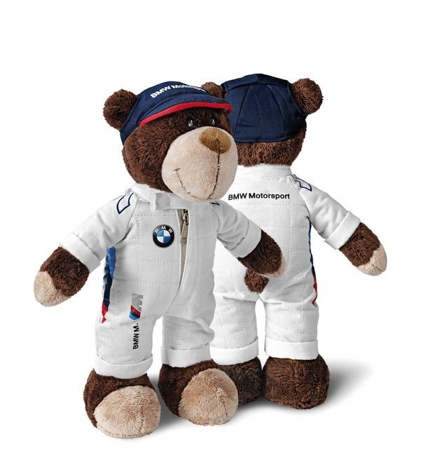 BMW Motorsport Teddy Bear: Bmw Lifestyle, Bmw Accessories, Bmw Ideas, Bmw Motorsport, Teddy Bears, Motorsport Teddy, Bmw Kids, Toys Bears, Kids Motorsport