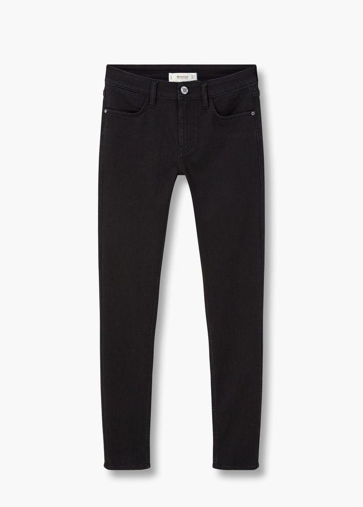 Skinny elektra jeans   MANGO