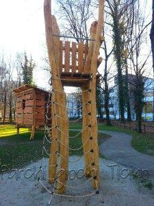 Lugano - playground - kids - travel - amusement - fun