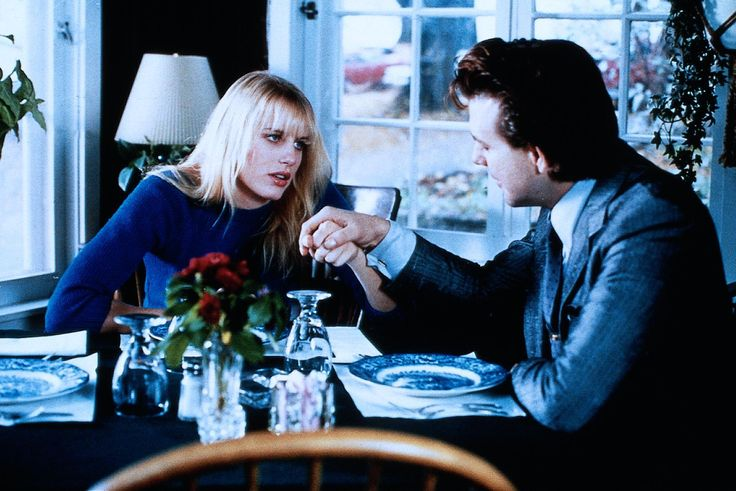 Daryl Hannah and Mickey Rourke - The Pope of Greenwich Village