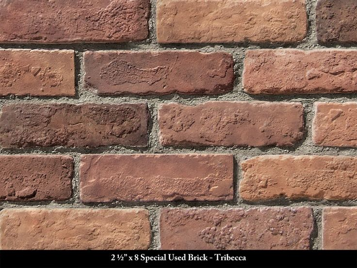 33 Best Reclaimed Thin Brick Projects Amp Other Inspirations