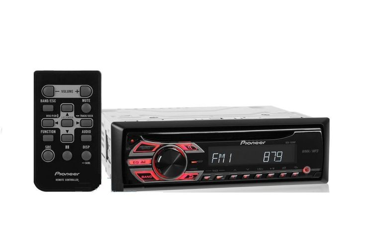 Vehicle Electronics And GPS: New Pioneer Deh-150Mp Single-Din In-Dash Cd Rds Car Stereo Mp3 Receiver Deh150mp -> BUY IT NOW ONLY: $49 on eBay!