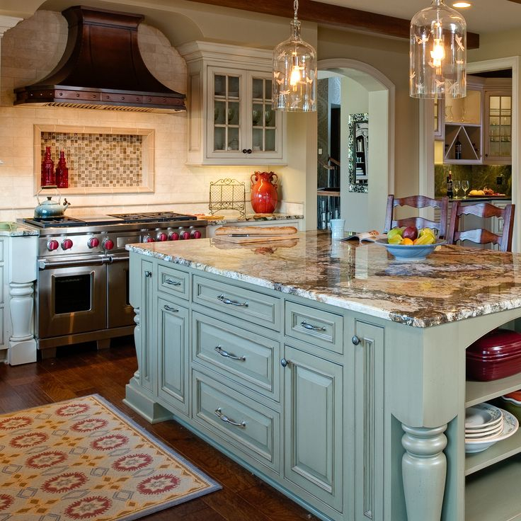 1000 images about kitchen remodeling projects on for Almond colored kitchen cabinets