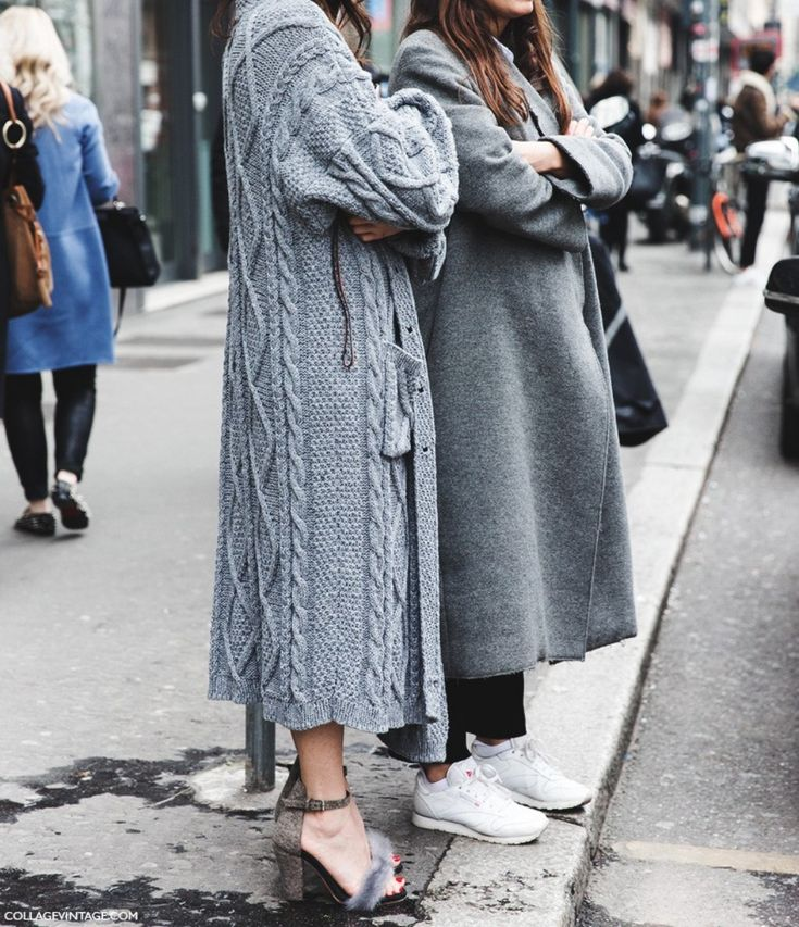 Grey Outfit Inspiration | Tonal Grey | Style On 5th Avenue