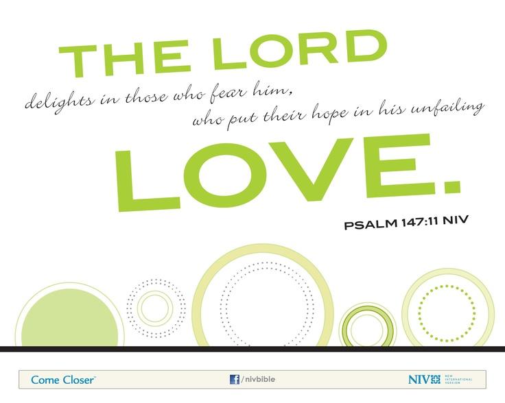 Psalm  Niv Bible Verse About Hope
