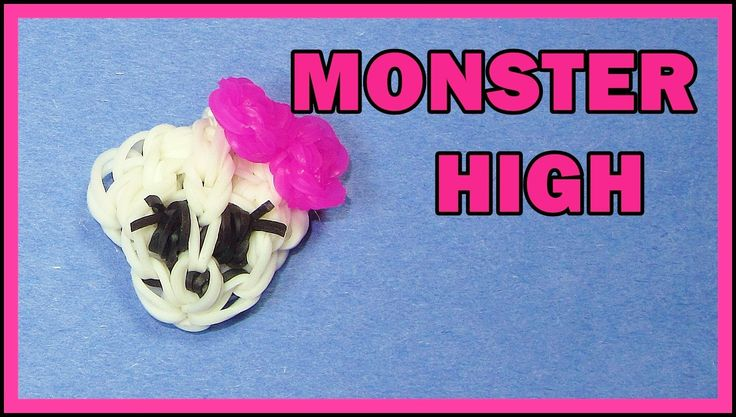 how to make a rainbow loom tiger charm