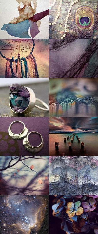 Hi all! Lovely neutral boho day yesterday. Today I found us a giant moodboard with plum, navy, ochre, teal, grey, light brown... Enjoy x