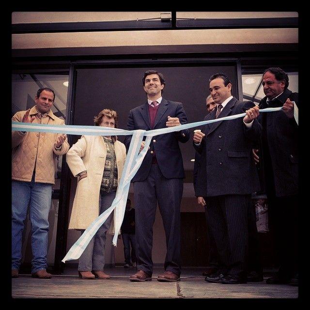 Inauguración Concejo Deliberante en Rosario de la Frontera