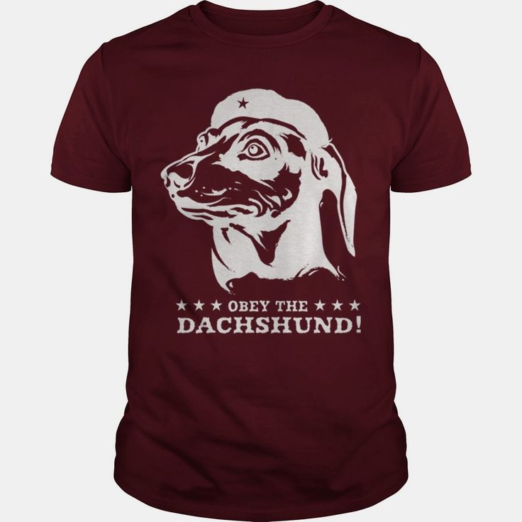 Obey The #Dachshund Doxie Wiener Sausage Grandpa Grandma Dad Mom Girl Lady Men Man Woman Women Lover, Order HERE ==> https://www.sunfrog.com/Pets/129807249-840582233.html?6789, Please tag & share with your friends who would love it, #birthdaygifts #xmasgifts #christmasgifts