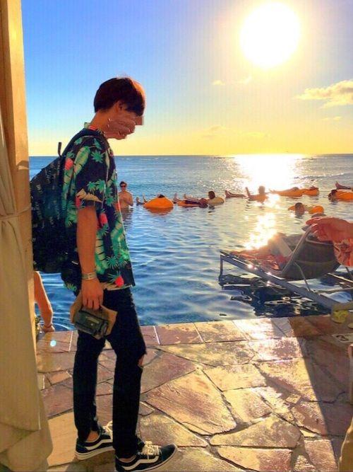 夏の終わり〜〜〜。 Instagram⇨@gaku_569 プロフィールからリンク飛べます✈︎ ー