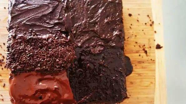 5 coberturas de chocolate