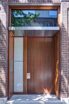 Contemporary Windows and Doors - Contemporary - Front Doors - Chicago - Grabill Windows & Doors