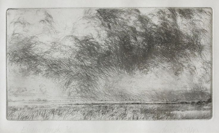 Waalgalerie - Grafiektentoonstelling Willem den Ouden.