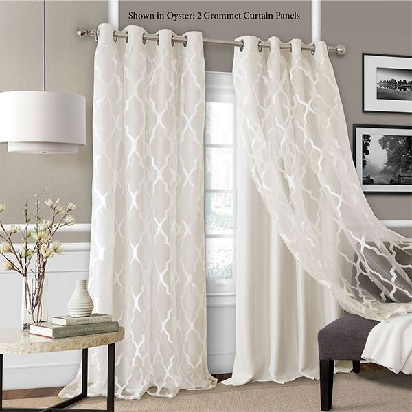 Mota Blackout Grommet Curtain Panel In 2020 Drapes Curtains