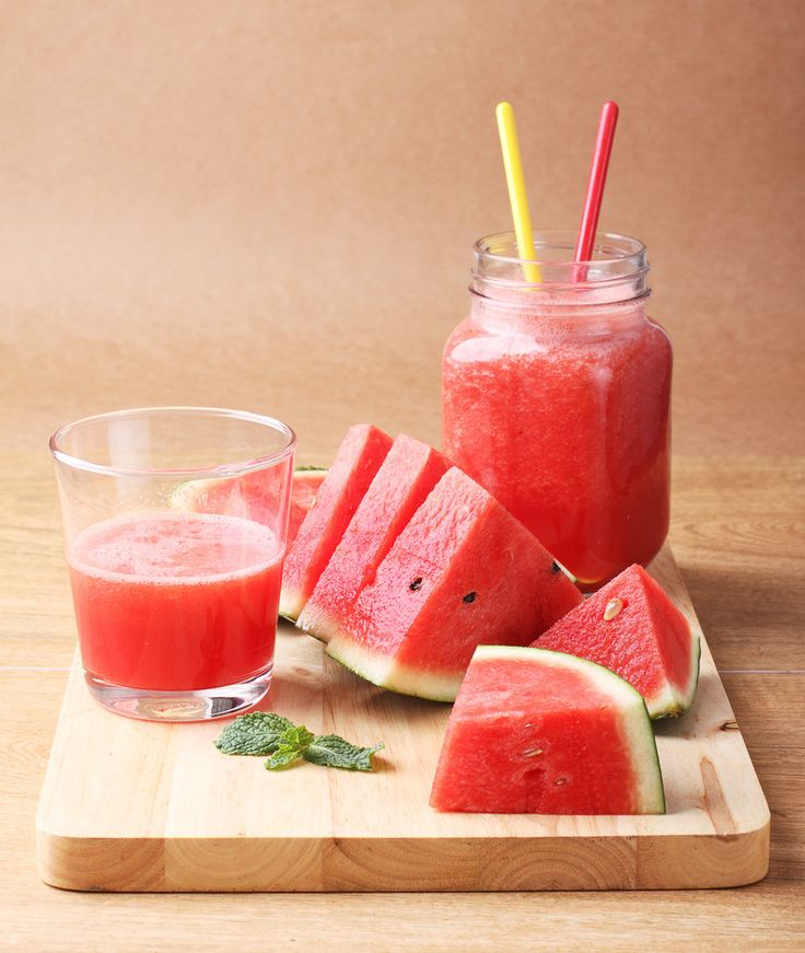 Ingredients 1 cup fresh or frozen strawberries 2 cups chopped watermelon 1 cup greek or natural yogurt Some ice cubes  blend until smooth!