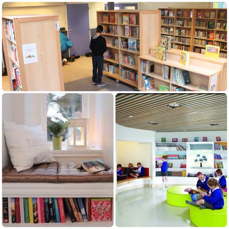 Wat is een schoolbibliotheek als je er vervolgens niet lekker kunt gaan lezen. Van leesbevordering naar leesbeleving!