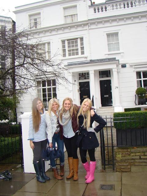 must visit: the parent trap house in London - 23 Egerton Terrace, Kensington, London, England UK
