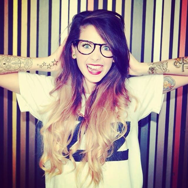 Zoella Hairstyles For School : cool ways to style your hair for school also image of ombre hairstyle ...