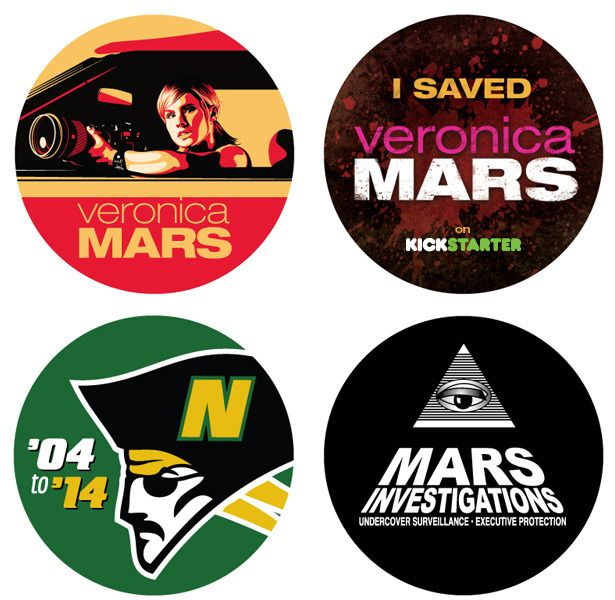 2 hours left to get in on The #VeronicaMarsMovie Kickstarter Project! Records set: Fastest project to reach USD 1 million and USD 2 million. Highest-funded film project. Third highest Kickstarter project. Most backers in Kickstarter history. Looks like it may reach 90,000+ backers. USD 5.6 million raised so far. Pledge as little as a dollar via Amazon. Set a precedent to help reprieve other prematurely canceled shows…