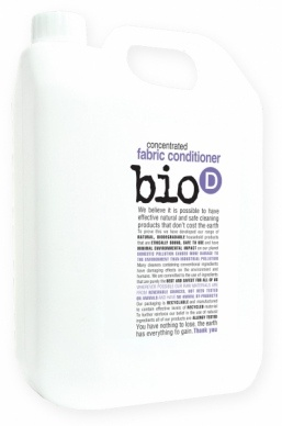 Bio-D Οικολογικό Βιοδιασπώμενο Συμπυκνωμένο Μαλακτικό Ρούχων 5LT