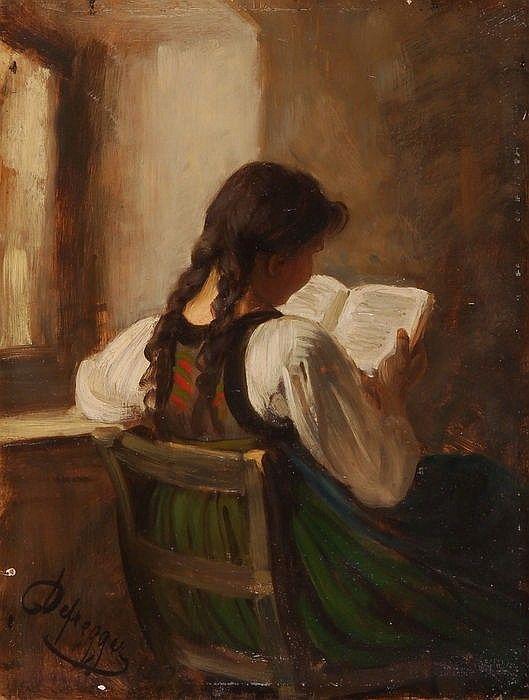 Franz von Defregger... - Kai Fine Art