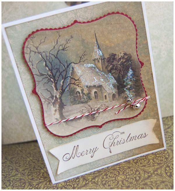 47 best cards christmas kaisercraft images on pinterest for Elegant christmas card ideas