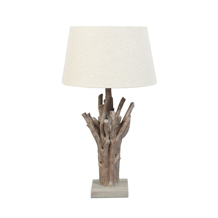 Licata Tafellamp Hout 1L