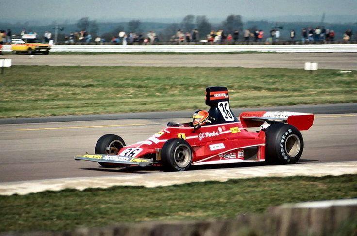 GIANCARLO MARTINI FERRARI JEB'S Replica HELMET Vintage F1 312T GP Racing Race F2 | eBay Motors, Parts & Accessories, Vintage Car & Truck Parts | eBay!