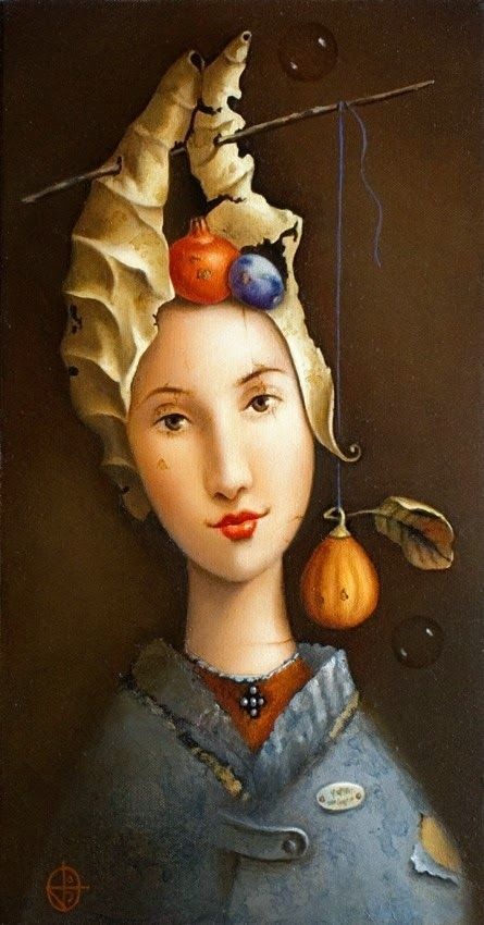 Artodyssey: Marina Bogdanova - Марина Богданова