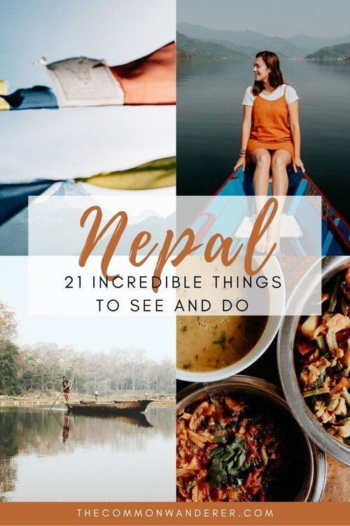 21 amazing places to visit in Nepal: the ultimate Nepal bucket list