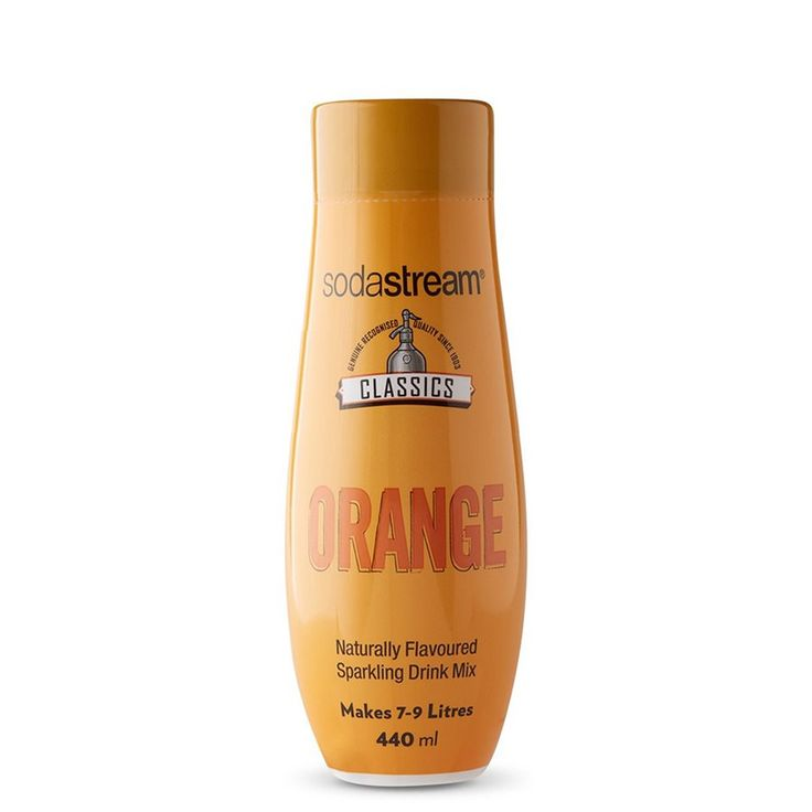 S / stream saveur orange