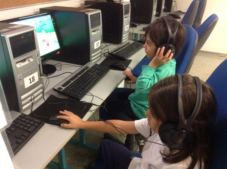 Öğrencilerini branş dersleriyle destekler. BİLGİ TEKNOLOJİLERİ
