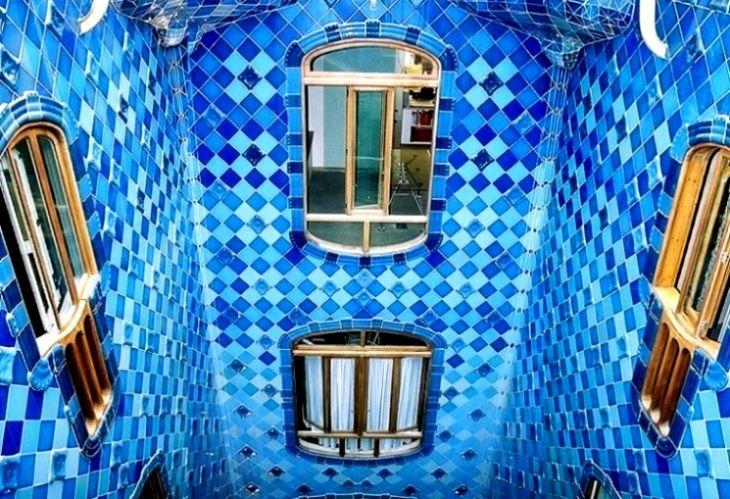gaudi house interior - photo #25