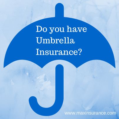 It's National Umbrella Day. Do you have #umbrella #insurance?